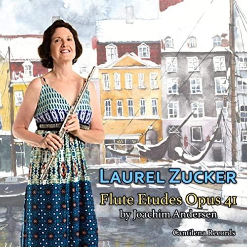 Flute Etudes Opus 41 by Joachim Andersen