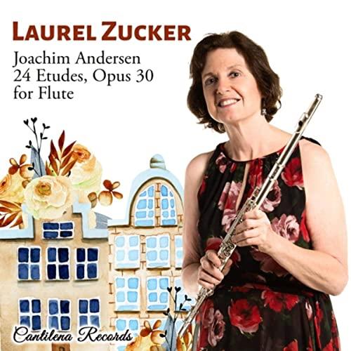 24 Etudes for Flute, Op. 30: No. 9, Lento